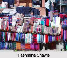 Pashmina Wool, Indian Clothing