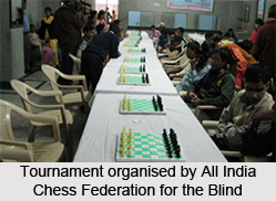 All India Chess Federation for the Blind