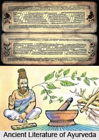 Ancient Literature of Ayurveda, Primitive Medicinal Practices in India