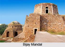 Bijay Mandal, Delhi