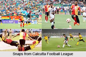 Calcutta Football League, Kolkata, West Bengal