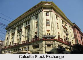 Calcutta Stock Exchange, Kolkata, West Bengal