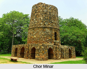 Chor Minar, Delhi