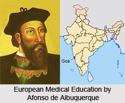 History of European Medical Education on Indian Soil