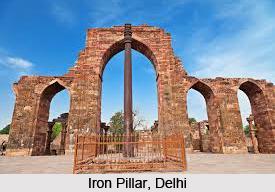 Iron Pillar, Delhi