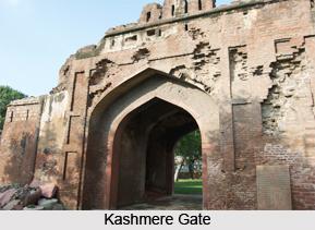 Kashmeri Gate, New Delhi