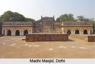 Madhi Masjid, Delhi