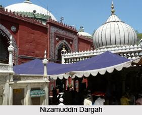 Nizamuddin Dargah, Monument of Delhi
