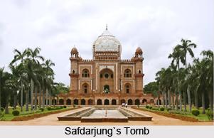 Safdarjung's Tomb, Delhi