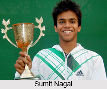 Sumit Nagal, Indian Tennis Player
