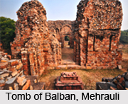 Tomb of Balban, Mehrauli