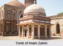 Tomb of Imam Zamin, Delhi