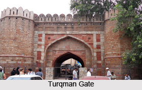 Turqman Gate, Delhi