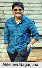 Akkineni Nagarjuna, Indian Movie Actor