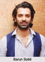 Barun Sobti, Indian Television Actor