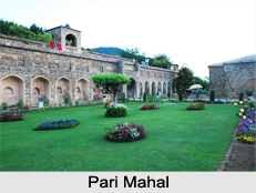 Pari Mahal, Srinagar District, Jammu and Kashmir