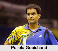 Pullela Gopichand, Indian Badminton Player