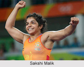 Sakshi Malik, Indian Wrestler