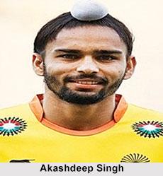 Akashdeep Singh, Indian Hockey Player