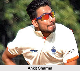 Ankit Sharma, Indian Athlete