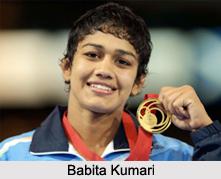 Babita Kumari, Indian Wrestler