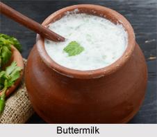 Buttermilk, Indian Beverage