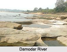 Damodar River, Jharkhand