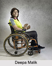 Deepa Malik, Indian Paralympian
