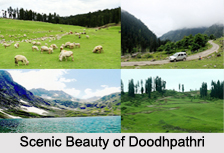 Doodhpathri, Badgam District, Jammu and Kashmir