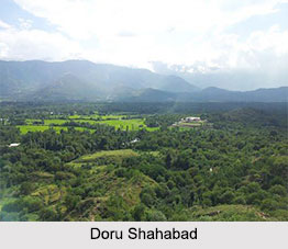 Doru Shahabad, Anantnag District, Jammu and Kashmir