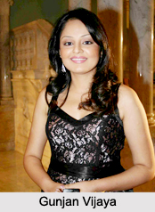 Gunjan Vijaya, Indian Television Actress