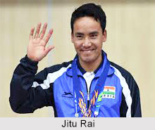 Jitu Rai, Indian Shooter