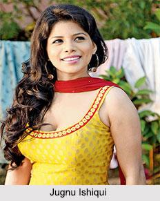 Jugnu Ishiqui, Indian Model