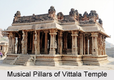 Musical Pillars of South Indian Temples