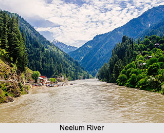 Neelum River, Jammu and Kashmir