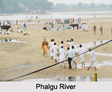 Phalgu River, Bihar