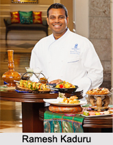 Ramesh Kaduru, Indian Chef