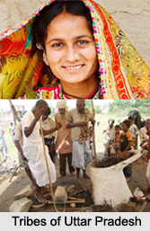 Tribes of Uttar Pradesh