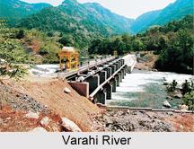 Varahi River, Karnataka