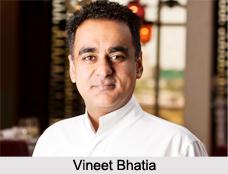 Vineet Bhatia, Indian Chef