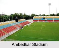 Football Stadiums in North India