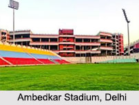 Football Stadiums in India