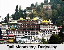 Monasteries in East India