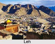 Leh, Leh District, Jammu and Kashmir