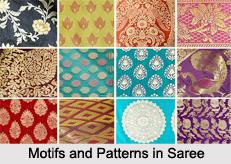 Designs in Indian Sarees
