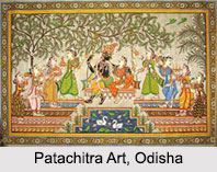 Folk Paintings of Odisha, Indian Paintings