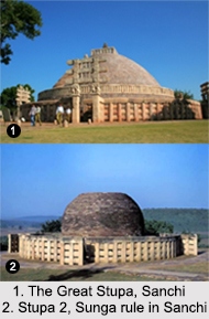 Buddhist Sites in Central India