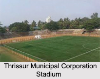 Football Stadiums in South India