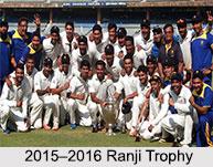 2015-2016 Ranji Trophy