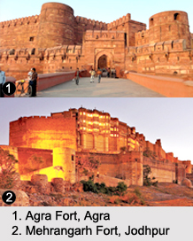 Historical Monuments Of North India